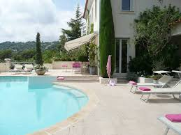 Veranda De Reve Luxury Villa Sea View Tennis Court Homeaway Saint Paul De Vence