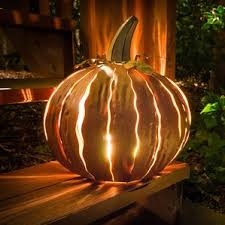 Halloween Lighted Pumpkin Decorations by Outdoor Halloween Decorations You U0027ll Love Wayfair