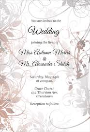 wedding invitation template collection of thousands of invitation templates from all the