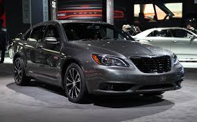 2011 Chrysler 200 S 2011 New York Auto Show Motor Trend