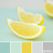 blue colors color palettes and matching on pinterest lemon mint