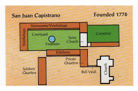 mission floor plans the 22nd california mission martin s marvels