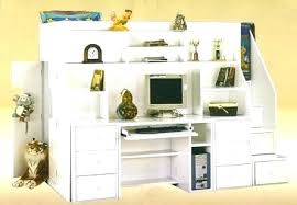 white loft bed with desk white twin loft bed with desk amicicafe co