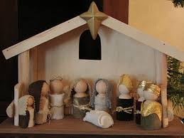 25 diy nativity