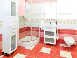 marvellous teenage bathroom ideas with pink decorating design