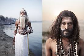 hindu l india s holy men in powerful portraits by new york based