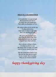 best happy thanksgiving poems for grandparents free quotes