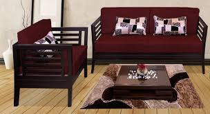 Get Modern Complete Home Interior With  Years DurabilityTeak - Teak wood sofa set designs