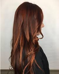 rich dark auburn red aveda hair color from julian august aveda