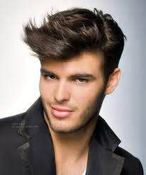 mens over the ear hairstyles modern men s haircut tapered at the temple and around the ears