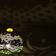 gourd lamp magic art people gallery