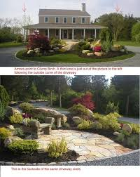 Ideas 4 You Front Lawn Landscaping Ideas To Hide Septic Lids Best 25 Circle Driveway Landscaping Ideas On Pinterest Above