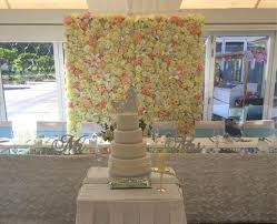 wedding backdrop hire perth flower backdrop hire cheap perth white pink beautifual