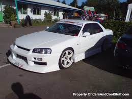 nissan skyline drift car julian smith nissan skyline r34 4 door cars and cool stuff