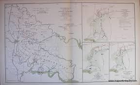 Sterling Virginia Map antique maps and charts u2013 original vintage rare historical