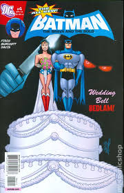 superman the wedding album wtb batman brave bold 4 superman wedding album comics market