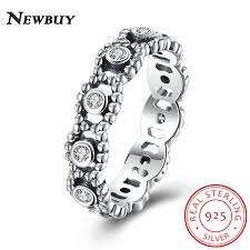 sted jewelry newbuy authentic 100 925 sterling silver ring with