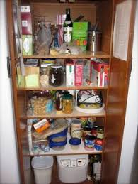 How To Organize A Kitchen Cabinet - organising a kitchen pantry with deep shelves kitchen u0026 pantry