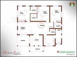 simple 3 bedroom house plans inspiring single floor 4 bedroom house plans kerala corepad simple