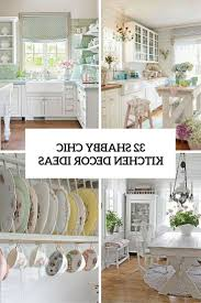 shabby chic kitchen ideas shabby chic kitchen decor ideas cover interior design ideas