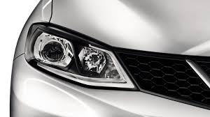 nissan headlights special version nissan pulsar black edition family car nissan