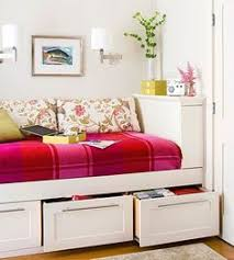 Daybed With Drawers Is It A Couch Is It A Bed No It U0027s A Daybed Orange Cushions