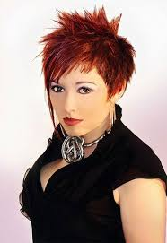 spiked hair with long bangs 11 best short spiky hair images on pinterest hair cut hairstyle