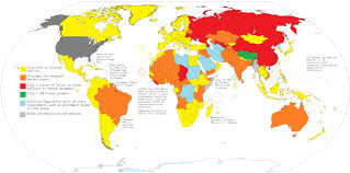 Madagascar On World Map by 11 More Fascinating Maps From The Ultra Addictive Mapsontheweb