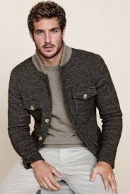 types of mens sweaters how to wear a grey crew neck sweater 311 looks s fashion