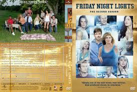 friday night lights book online friday night lights season 2 dvd cover 2008 r1 custom