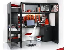 lit mezzanine 1 place bureau integre photographie lit mezzanine 1 place bureau integre images de lit