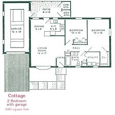 2 bedroom cottage plans u2013 boxbrownie co