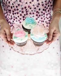 bridal cupcakes 30 dessert ideas for your bridal shower martha stewart weddings
