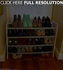 Shoe Home Decor by Shoe Storage Ottoman Diy Home Design Ideas Haammss