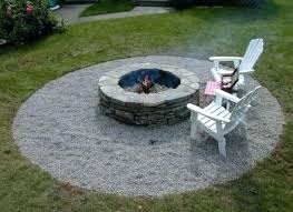 How To Build A Gas Firepit Diy Gas Pit Ideas Intended For Decor 13 How To Build