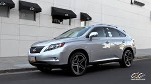 lexus minivan 2012 why a used rx300 330 350 is better than a minivan for families