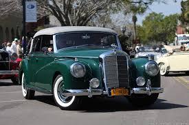 mercedes adenauer 1951 1954 mercedes 300 adenauer cabriolet d review