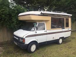 bedford cf campervan totally original 2 3 petrol manual no mot