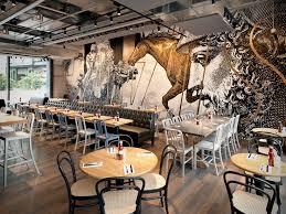 Best Interior Design For Restaurant Cyrcle For Beef U0026 Liberty Restaurant Hong Kong Arrested Motion
