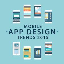 design graphic trends 2015 10 new mobile app ui design trends for 2015 designart