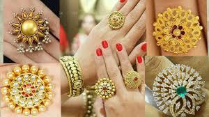 big finger rings images Latest big gold ring designs gold engagement ring designs jpg