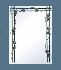 mirror designs designer mirror bathroom mirror wholesale trader from new delhi