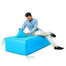 Waterproof Outdoor Chair Cushions Waterproof Garden Foam Sofa Seating Blocks Outdoor Furniture Set