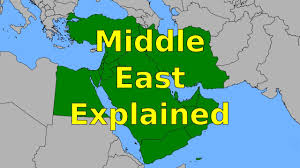 Middle East Country Map by Middle East Explained The Religions Languages And Ethnic