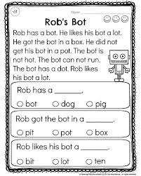 kindergarten reading passage kindergarten reading comprehension passages planning playtime