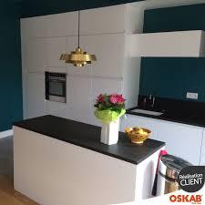 cuisine blanche mur prepossessing cuisine blanche mur bleu canard id es de d coration