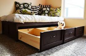 Diy Twin Bed Frame With Storage 17 Multi Functional Beds With Storage Design Ideas For Your Home