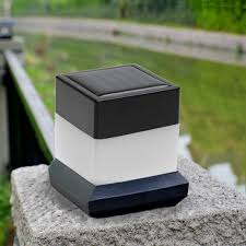 Solar Lights On Fence Posts by Compare Prices On Post Solar Light Online Shopping Buy Low Price