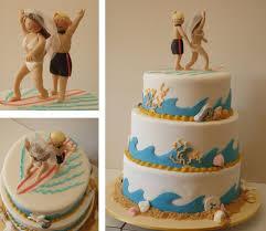 Cake Decorations Beach Theme - 134 best wedding cake topper u0027s images on pinterest wedding cake