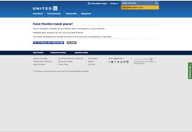 united airlines asks question about bumping passengers from